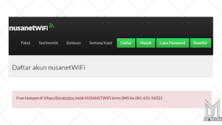 voucher wifi id gratis September 2020