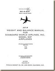 Douglas DC-8 Weight and Balance Manual_01