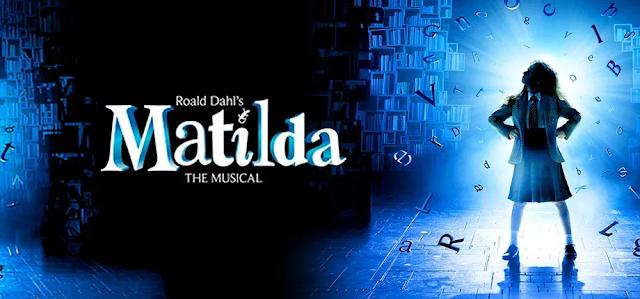 MATILDA Movie Musical Sets Diciembre 2022 ¡Lanzamiento de Netflix!