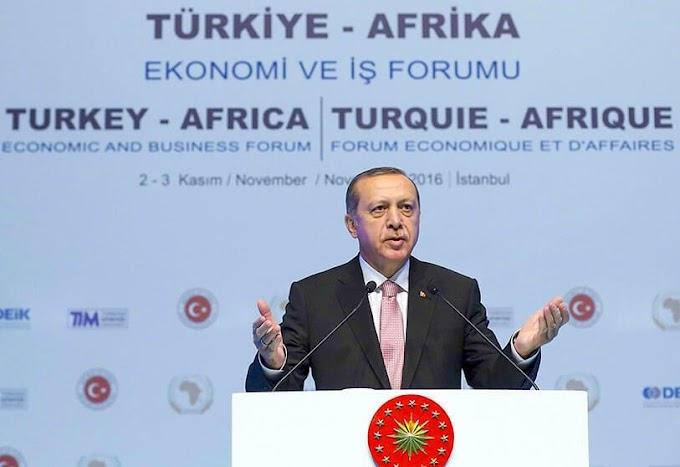 "La agenda ""islamista"" de Ankara en África, desaloja al ""caballo de troya"" de Francia: Marruecos."