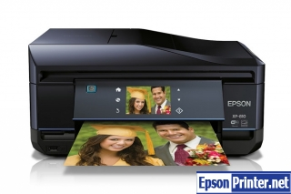 Download Epson Expression Premium XP-810 laser printer driver – install without installation compact disc