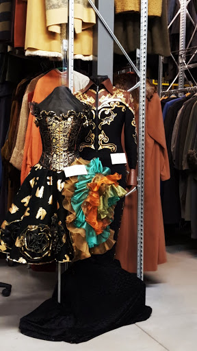 Costumes at the Stratford Festival Costume Warehouse. From Visiting Stratford, Ontario? The first thing you need to do...