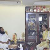 Blessings from Sri Sri Ravi Shankar Guruji