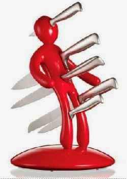 Porta cuchillo como idea de regalo