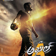Akhil Movie First Look Poster