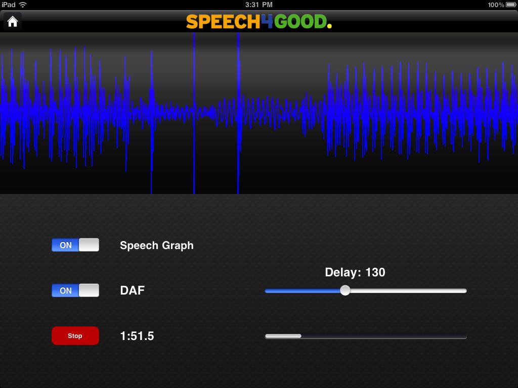 Speech4Good iSpeech Center icon