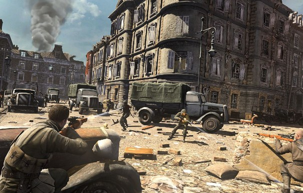 Sniper Elite V2 PC Games Download Free Full Version