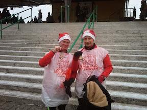 XI Półmaraton Mikołajów (8 grudnia 2013)