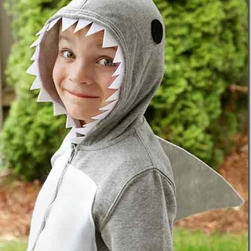 Ideas para hacer un disfraz de Tiburón