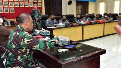 Penutupan Pendidikan Public Speaking bagi Para Kapen & Humas TNI AD