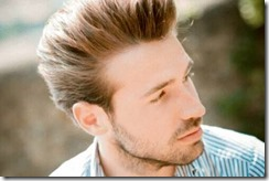 Casual Thick Hairstyle for Men