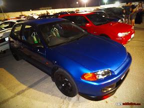 Blue EG6 Civic