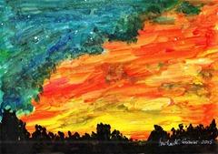 477 Sunset Sky