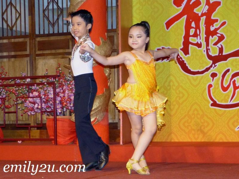 Valentine's Day dances