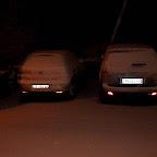 Dimanche matin: 5 cm de neige fraiche dans la nuit
