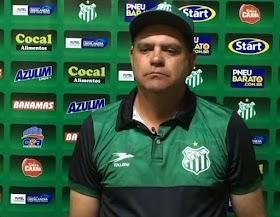 Uberlândia Esporte perde para o América-MG com gol impedido no Parque do Sabiá