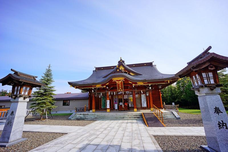 美瑛神社 写真2