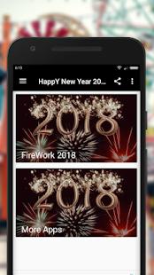 FireWork 2018 - náhled