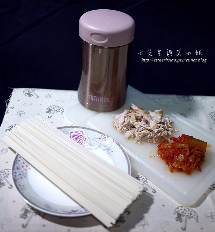 7 韓式泡菜豬肉麵