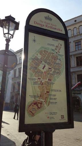 Walking Tour of old town of Krakow Poland