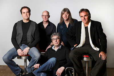 Graham Gouldman with 10cc, contemporary line-up