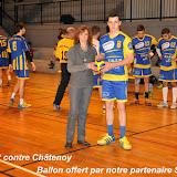 Seniors 2 masculins contre Châtenoy (25-01-14)