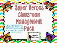http://www.teacherspayteachers.com/Product/Super-Heroes-Classroom-Management-Pack-1318160