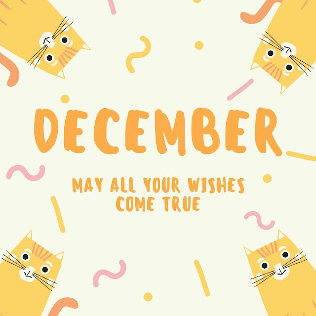Welcome December