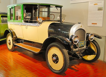 Checker 1923 Model C