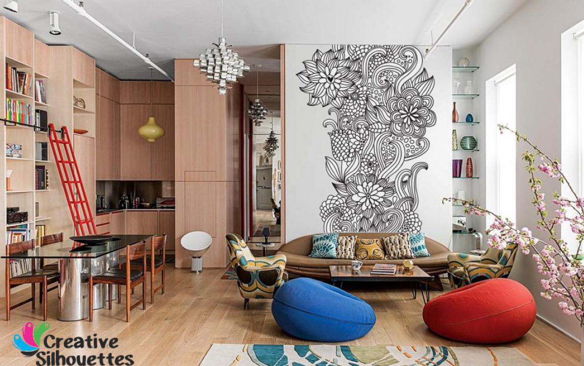 Giveaway: Evgie Wall Decals   houseofdesign.info