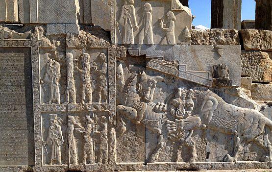 Relief Apadana Palace, Persepolis