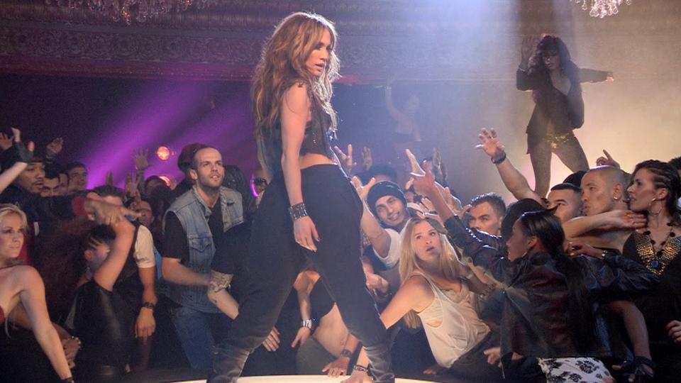 Jennifer Lopezu0027s New Video U201cOn The Flooru201d