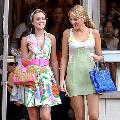 Blake Lively and Leighton Meester - Page 5 Port-washington