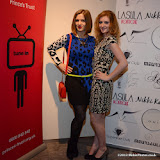 WWW.ENTSIMAGES.COM -    Eve-Yasmine presenter and singer    and Olivia Howell at    Oui Fashion Fabulous In Aid Of The Princes Trust  at Harpenden Hertfordshire September 23rd 2013                                              Photo Mobis Photos/OIC 0203 174 1069