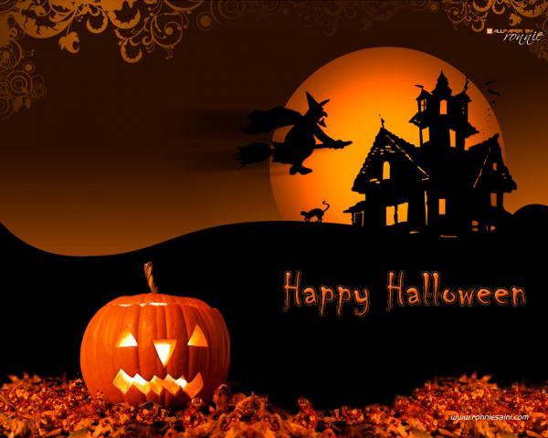 Happy Halloween 18, Halloween