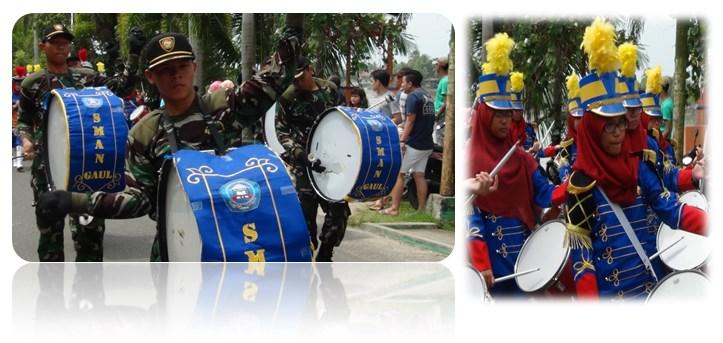 Pawai & Karnaval Kemerdekaan HUT RI Ke-69