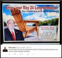 Lane 24 May