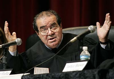 Democrats riled over Justice Scalia's remarks about Obamacare