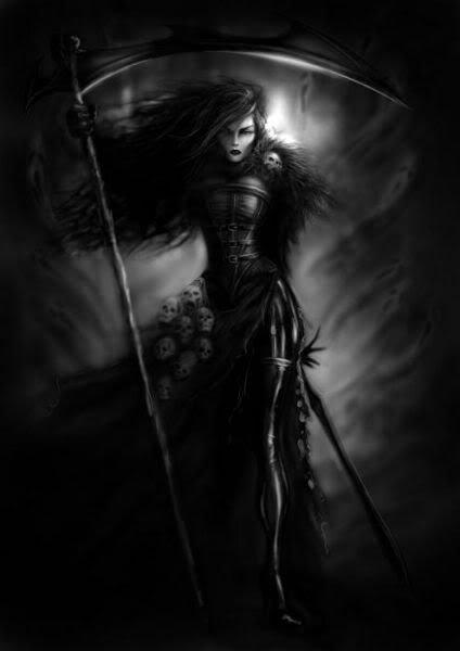 Dark Death, Death