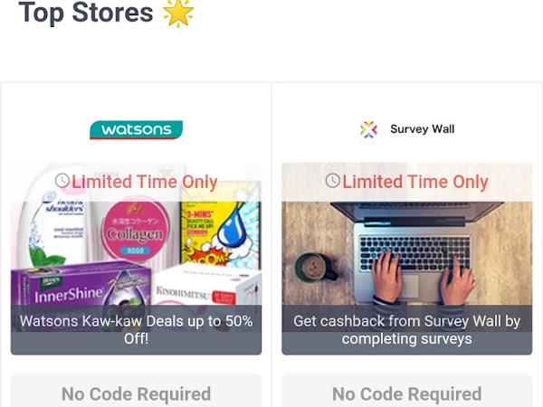 Shopback Dah Tak Support Shopee!