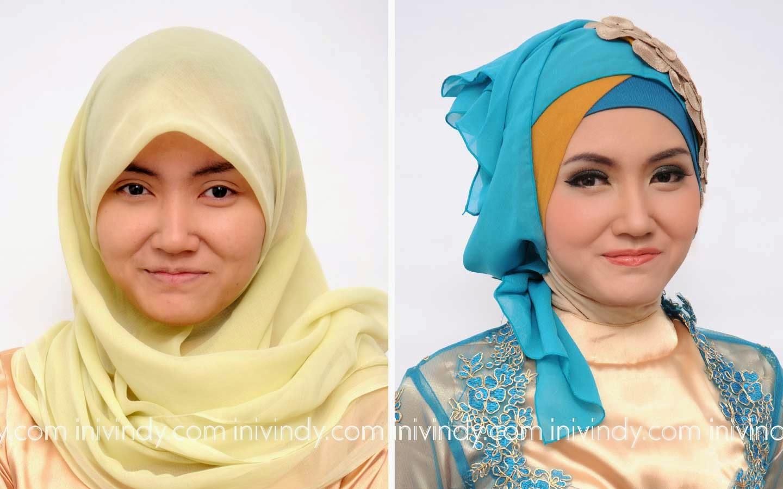 Tutorial Hijab Kebaya Youtube - Hijab Top Tips