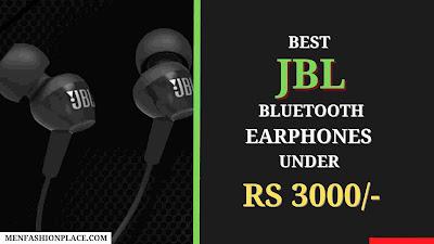 Best JBL Bluetooth Earphones Under 3000