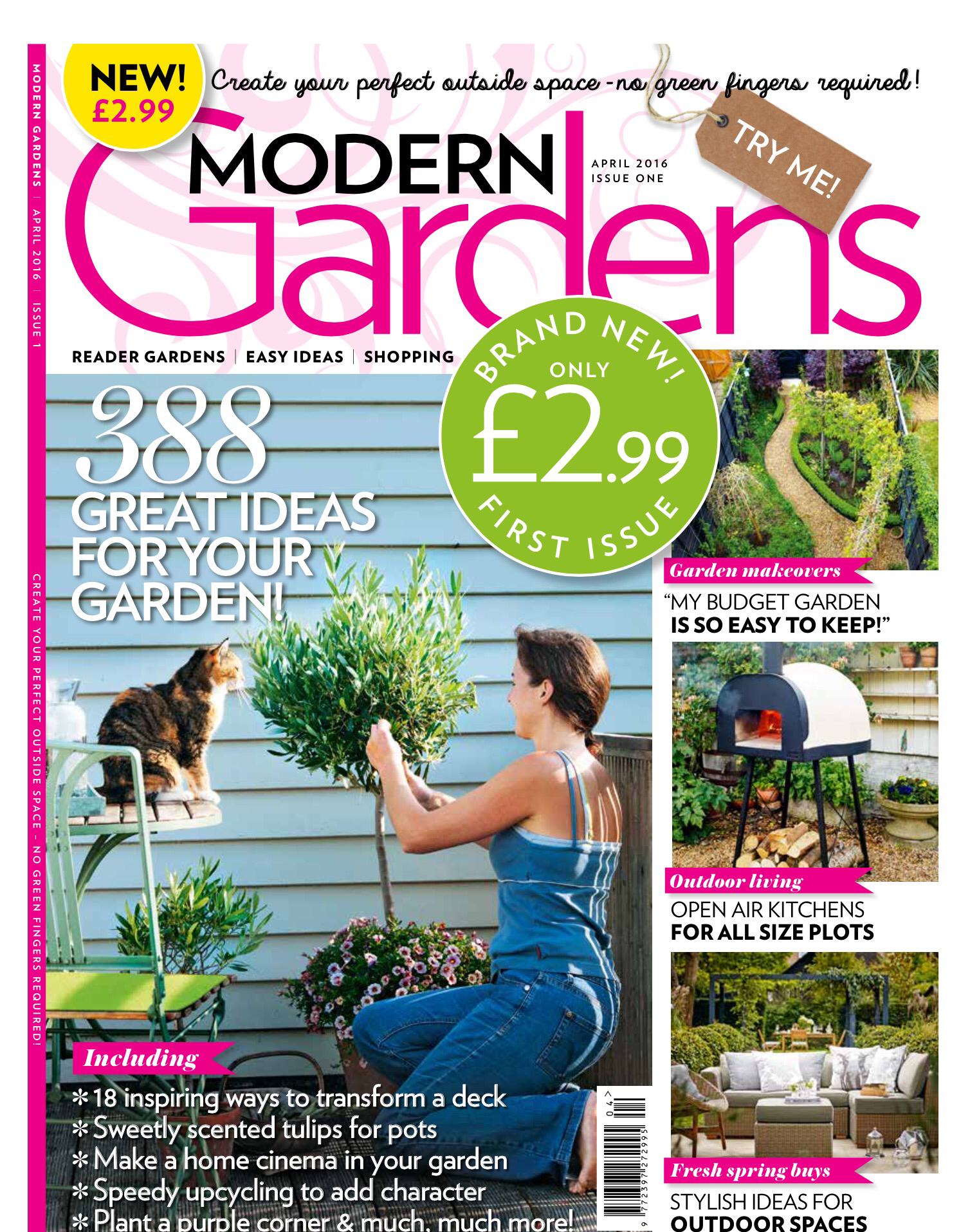 suggestion photo cover build garden of beauty add front stock home photos featuring rockery a gardening magazine to magazines