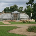 Parc du Prieuré : serres