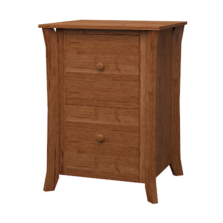 Kyoto File Cabinet in Itasca Maple