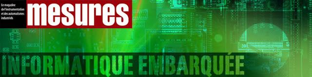 Entete Informatique embarquee -Mesures Magazine