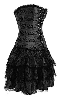 Corset Dress Set