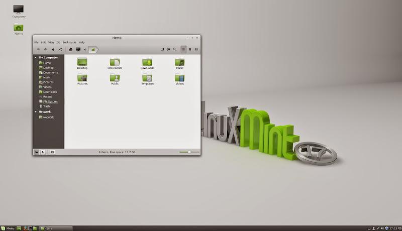 Cinnamon - Linux Mint