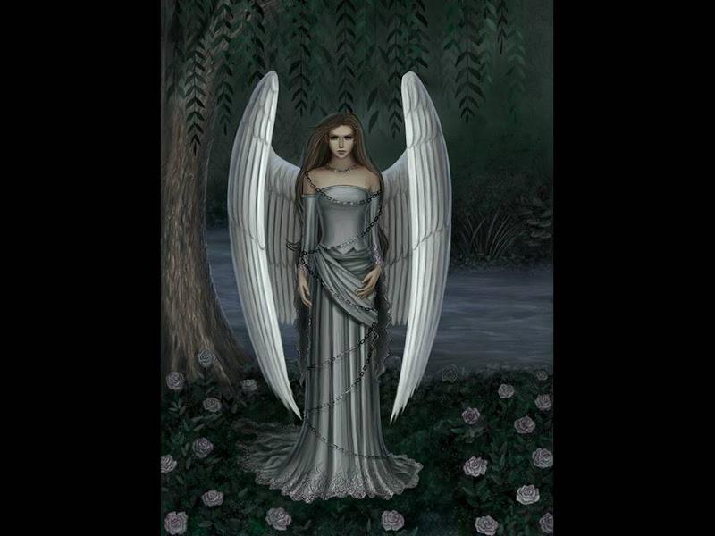 Silent Angel Woman, Angels