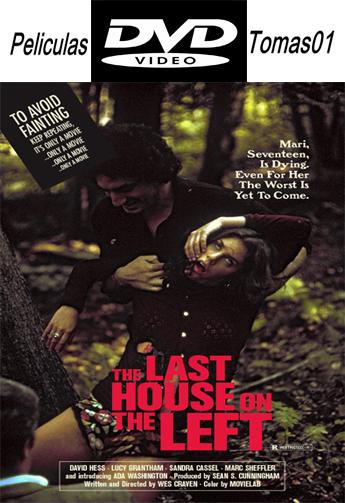La última casa a la izquierda (1972) DVDRip
